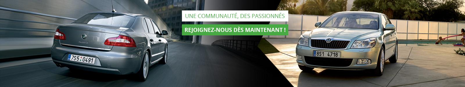 Forum-skoda.net: 100% non officiel, 100% ind�pendant, 200% passionn�s! Rejoignez nous d�s maintenant, inscrivez vous!